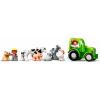LEGO® DUPLO® 10952 - Stodola traktor a zvířátka z farmy - Cena : 1249,- Kč s dph