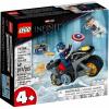 LEGO® Super Heroes 76189 - Captain America vs. Hydra - Cena : 199,- Kč s dph