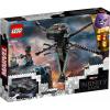 LEGO® Super Heroes 76186 - Black Panther adračí letoun - Cena : 389,- Kč s dph
