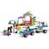 LEGO® Friends 41441 - Auto s přívěsem a výcvik koníka - Cena : 572,- Kč s dph