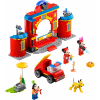LEGO® Mickey & Friends 10776 - Hasičská stanice aauto Mickeyho přátel - Cena : 967,- Kč s dph
