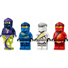 LEGO® NINJAGO 71749 - Poslední let Odměny osudu - Cena : 799,- Kč s dph