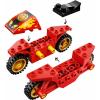 LEGO® NINJAGO 71734 - Kaiova motorka sčepelemi - Cena : 199,- Kč s dph