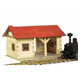 Obrázek Železniční stanice