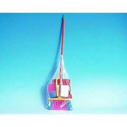 Obrázek Upratovačka 2 zmetáky a lopatka