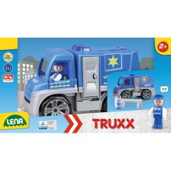 Obrázek Autá Truxx polícia v krabici