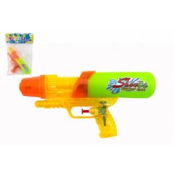 Obrázek Vodní pistole plast 24 cm 2 barvy v sáčku