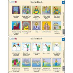 Obrázek Puzzle Angličtina - krátký text RA10 10 dílků