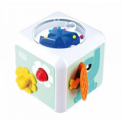 Obrázek Kostka senzomotorická hračka