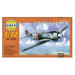 Obrázek Model Lavočkin La-5FN 1:72 13,6x12cm