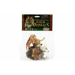 Obrázek Safari zvířátka v sáčku