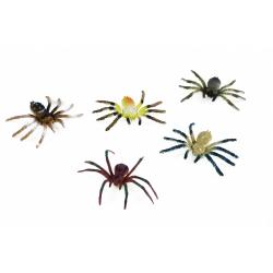 Obrázek pavouci, 5 ks v sáčku