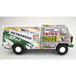 Obrázek Auto Tatra 815 Dakar 2001 Petrobras kov 16cm 1:43 v krabičce Kovap