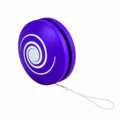 Obrázek JO-JO fialové Spirála