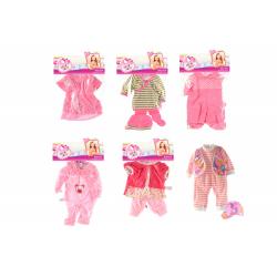 Obrázek Oblečky/Šaty pro panenky velikosti 30-45cm -  25x40cm