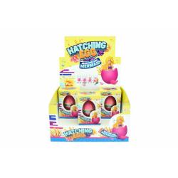 Obrázek Vejce líhnoucí a rostoucí mořská panna plast 6cm  7x10x5cm