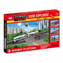 Obrázek Power train World - Železniční přejezd