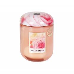 Obrázek ALBI Střední svíčka - Růže a maliny