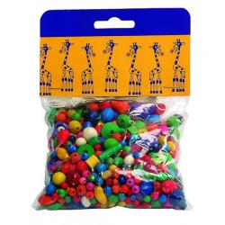 Obrázek Mix perlí 70g barevný