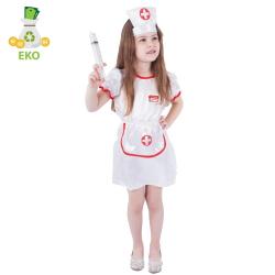 Obrázek Dětský kostým Sestřička (S) EKO