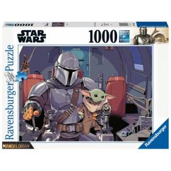 Obrázek Mandalorian 1000 dílků