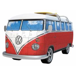 Obrázek Puzzle 3D Vw Autobus 162 dielikov