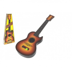 Obrázek Kytara s trsátkem 59cm plast v krabici 23x59x7cm