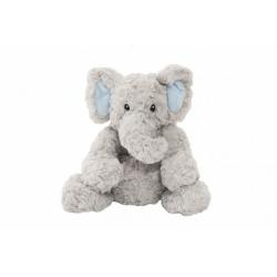 Obrázek Slon sedící nahřívací plyš 23cm v sáčku