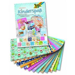 Obrázek Blok - motiv Kinderspass, 26 listů