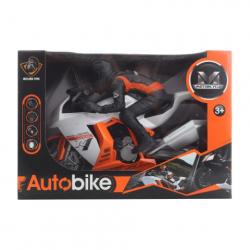 Obrázek Motorka s jezdcem na baterie