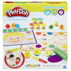 Obrázek Play-Doh Čtení & Psaní