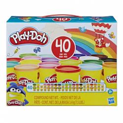 Obrázek Play-Doh balení 40 ks kelímků