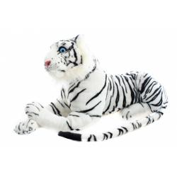Obrázek Plyš Tygr bílý 70 cm