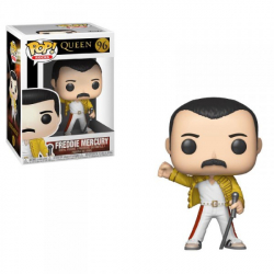 Obrázek Funko POP Rocks: Queen - Freddie Mercury (Wembley 1986)