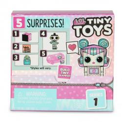 Obrázek L.O.L. Surprise Mini panenky Tiny Toys, PDQ