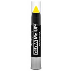 Obrázek Tužka na obličej UV neon 3,5 g žlutá (yellow)