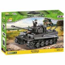 Obrázek Cobi 2538  II WW Panzer VI Tiger Ausf. E