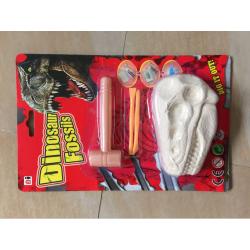 Obrázek Dinosauří Fosilie