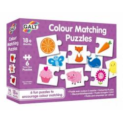Obrázek Puzzle – barvy co k sobě patří