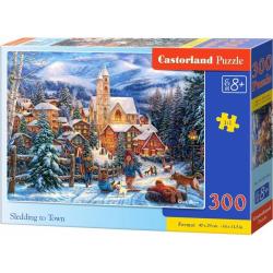 Obrázek Puzzle 300 dílků - Vánoční atmosféra