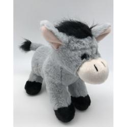 Obrázek Plyšový oslík stojící 25 cm