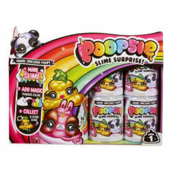 Obrázek Poopsie Surprise Balíček pro přípravu slizu