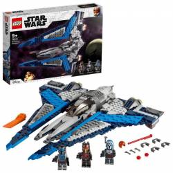 Obrázek Star Wars 75316 - Mandaloriánská stíhačka