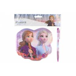 Obrázek Frozen 2 Zápisník s propiskou