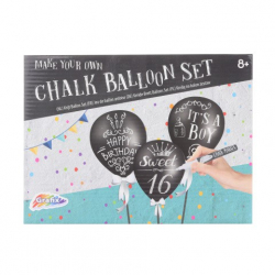 Obrázek Sada kried s balónikmi
