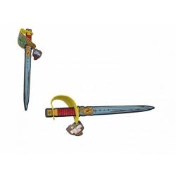 Obrázek Meč/Kord pěnový měkký 53cm 12ks v boxu