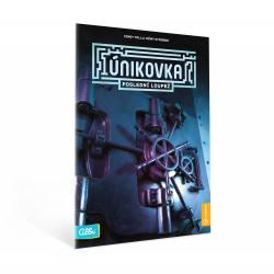 Obrázek ALBI Kniha Poslední Loupež (Únikovka)