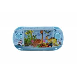 Obrázek Vodní hra dinosaurus plast 18cm - 4 barvy  16ks v boxu