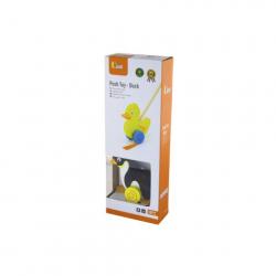 Obrázek Drevená ťaháčikmi - tučniak