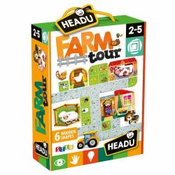 Obrázek HEADU: Poznáváme farmu